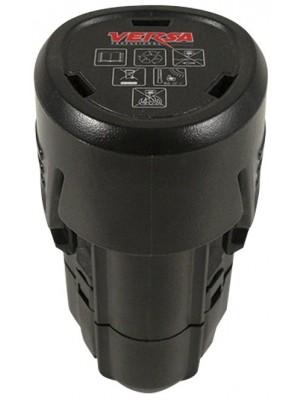 Bateria de litio 12 V 1.8 AMP VERSA INDUSTRIAL con indicador de carga