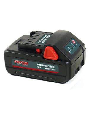 Bateria 18V 1.5 A VERSA INDUSTRIAL c/indicador de carga