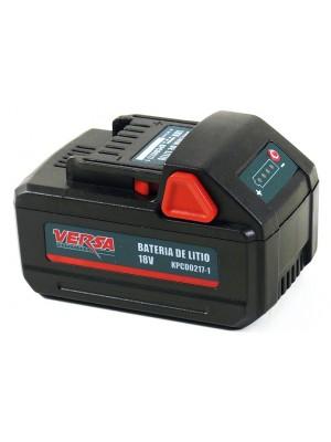 Bateria de litio VERSA INDUSTRIAL 3 Ampers con indicador de carga